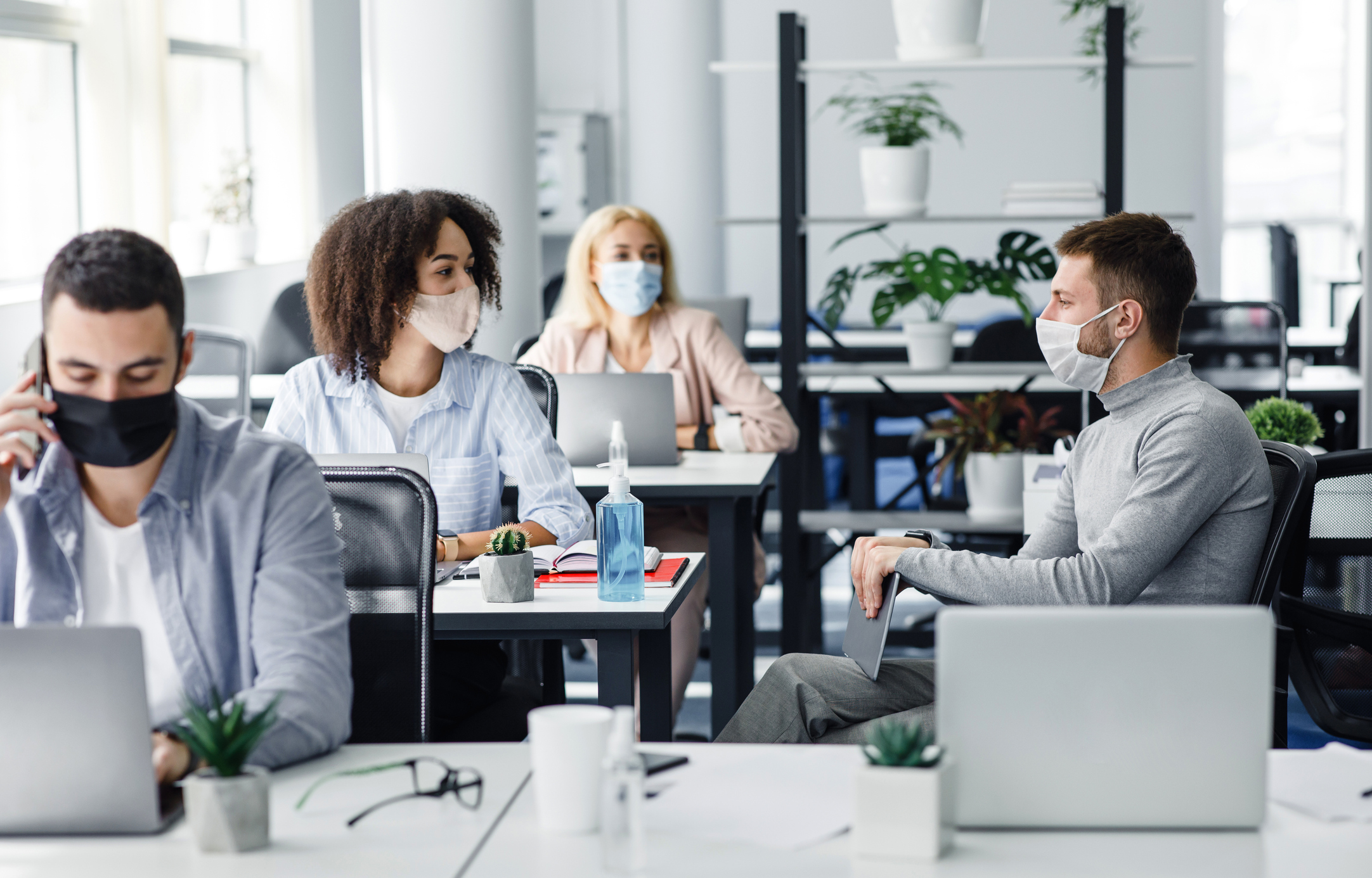 Coworking Trends That Will Shape Work in 2021 and Beyond